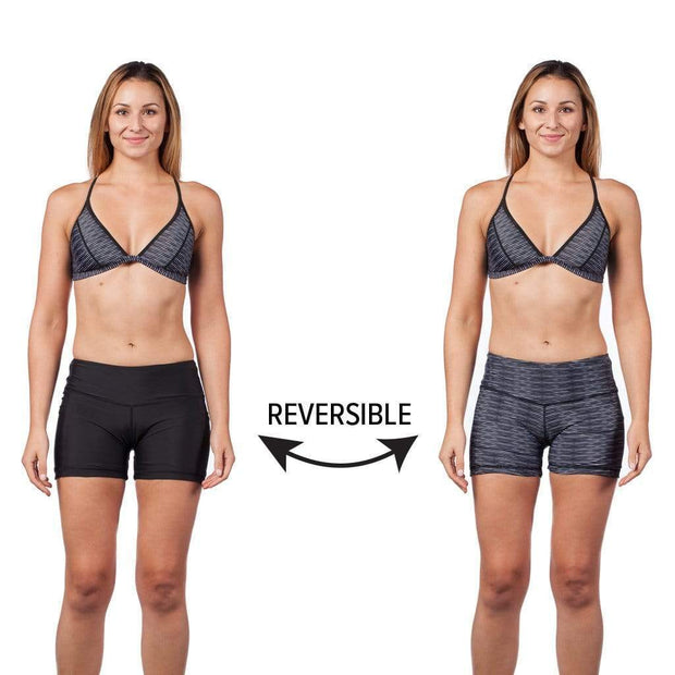 Women's Cove Reversible Short Boardshorts BLACK / XS Outlet