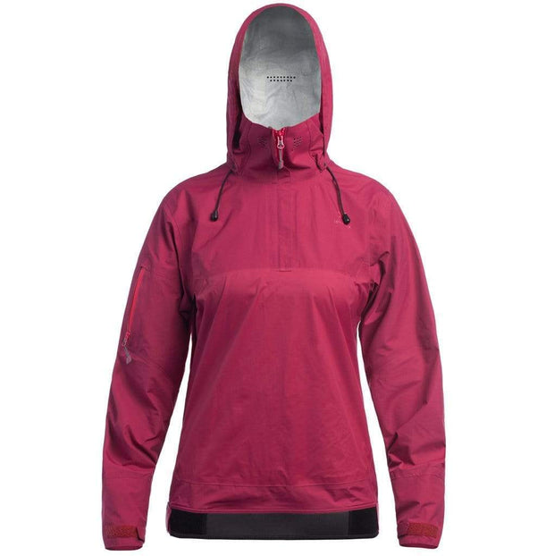 Women's Ellesmere Jacket Paddling Tops BEET RED / S Level Six