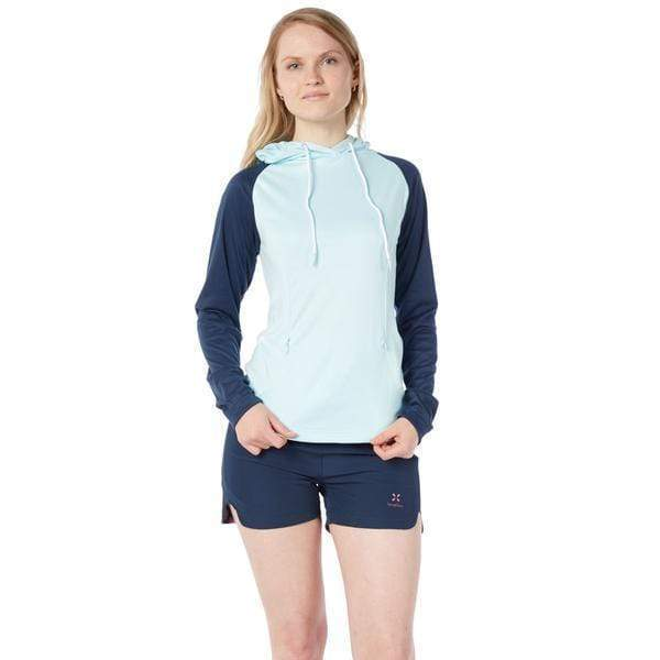 Women's Mist Hoody Lycra ICE AQUA NAVY / XS Outlet
