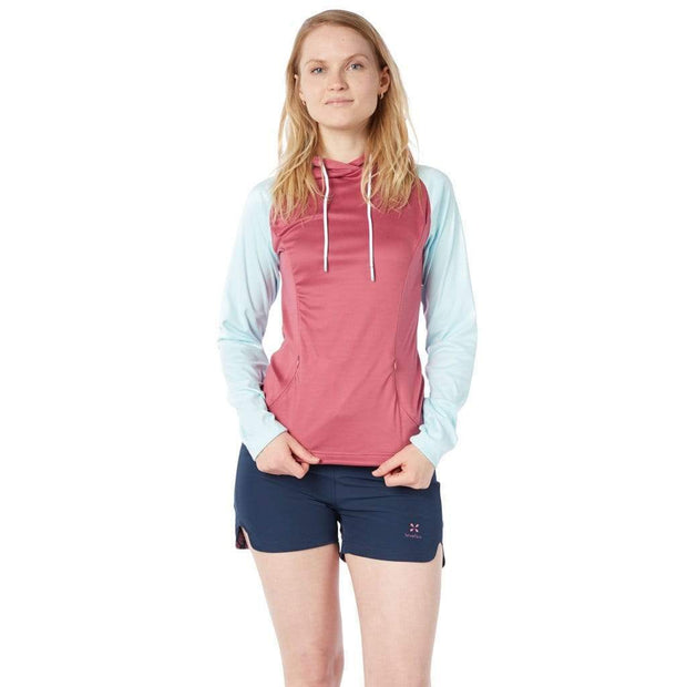Women's Mist Hoody Lycra JUNEBERRY ICE AQUA / XS Outlet