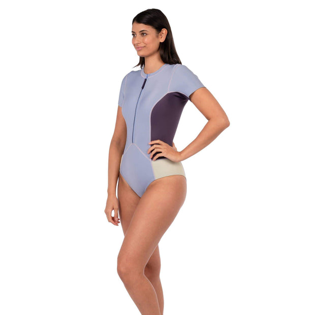 Women's Sally Neoprene Swimsuit Neoprene Swim Level Six