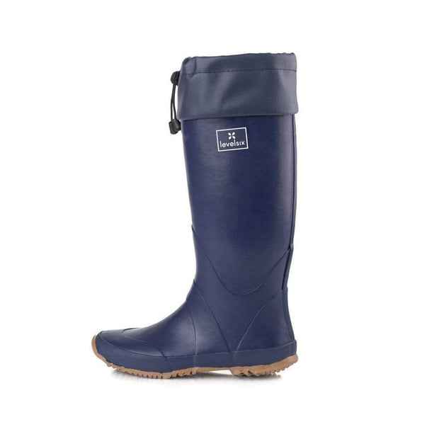 Women's Shoreline Boot Footwear 5 / TWILIGHT BLUE Level Six