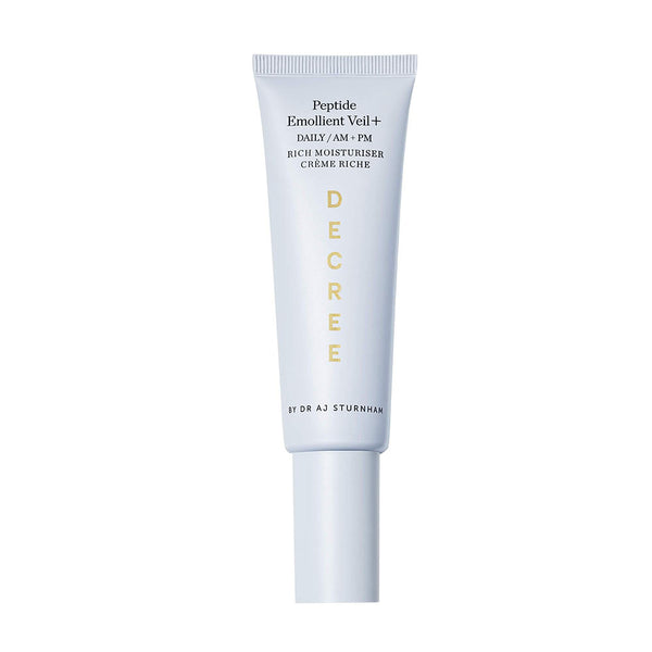 Peptide Emollient Veil + - The Decree