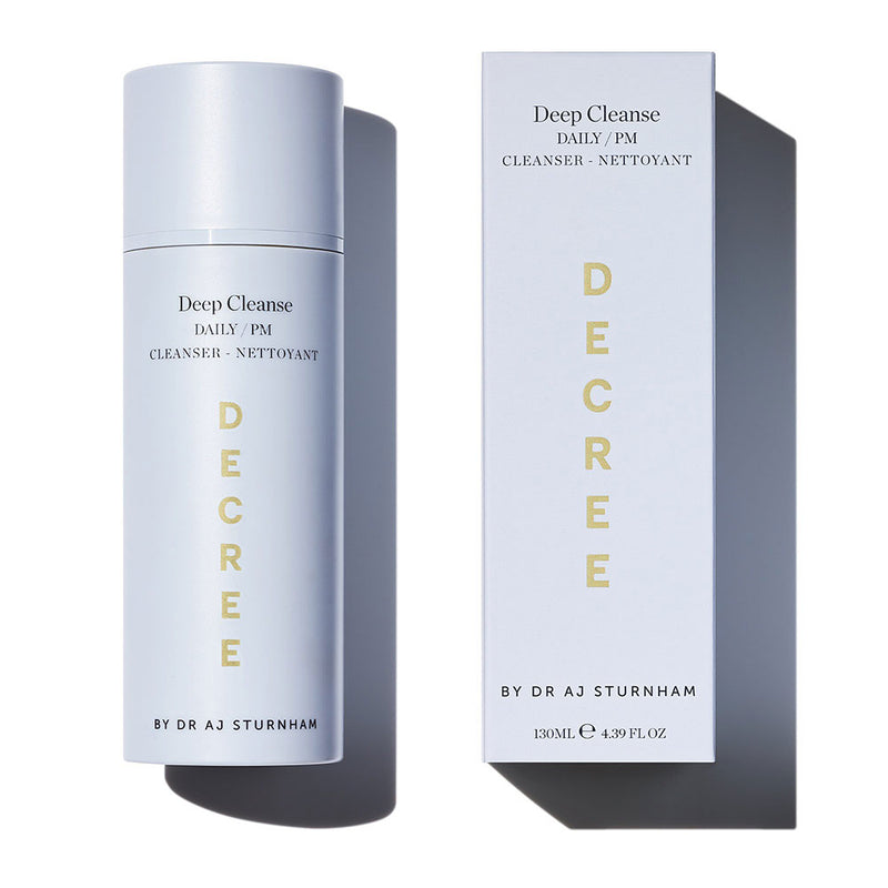 Duo Cleanser Set - The Decree