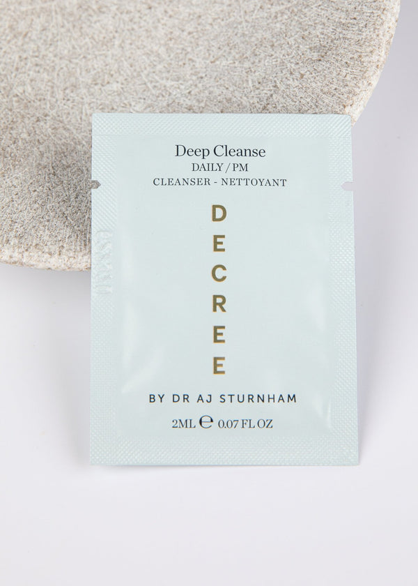 6 x Sample Sachets - The Decree