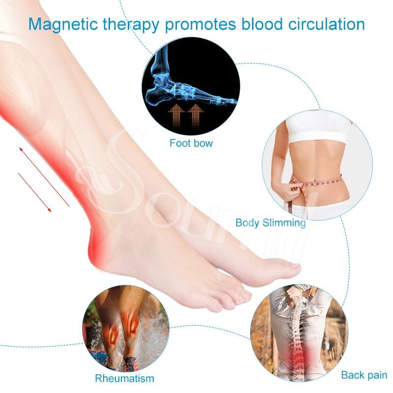 Free Pair of Magnetic Acupressure Insoles