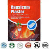 World's First Ever Capsicum Pain Relief Patch - FREE