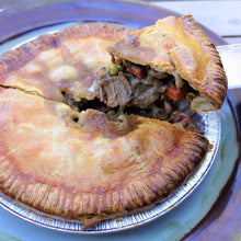 Load image into Gallery viewer, Beef, Ale, & Mushroom Pot Pie