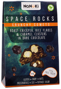 Nanuki Space Rocks - Crunchy Comets