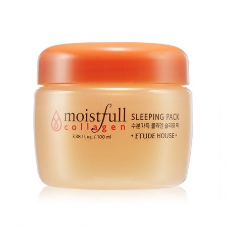 Etude house- Moistfull Collagen Sleeping Pack