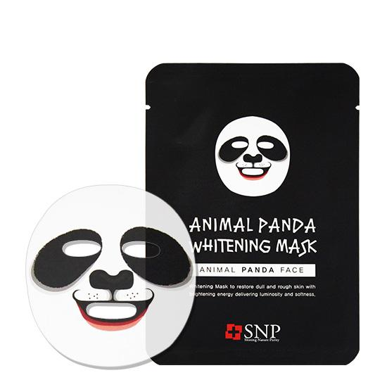 SNP - BRIGHTENING SHEET MASK - PANDA
