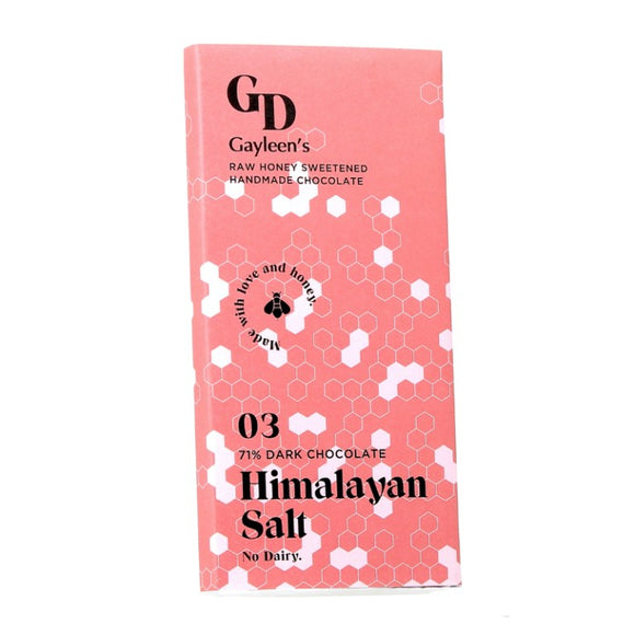 GD Himalayan Salt Chocolate