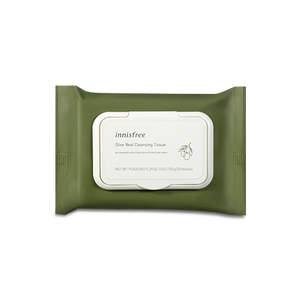 INNISFREE - Olive Real Cleansing Tissue 30 pcs