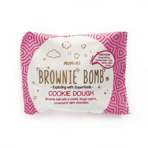 Nanuki Brownie Bombs Cookie Dough