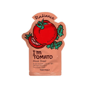 tonymoly im real tomato sheet mask the beauty regime south africa k beauty