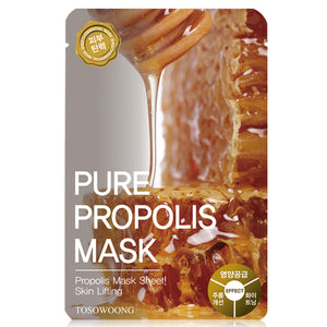 TOSOWOONG - Pure Propolis Mask K Beauty South Africa The Beauty Regime