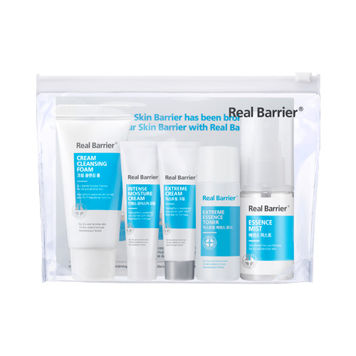 Real Barrier kit Travel sample