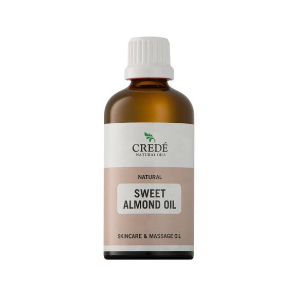 Credé Sweet Almond Oil 100ml