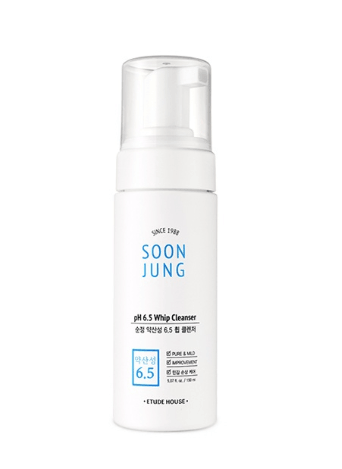 ETUDE HOUSE  Soon Jung pH 6.5 Whip Cleanser