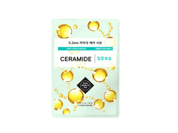 Etude house - Ceramide 0.2mm Therapy Air Mask