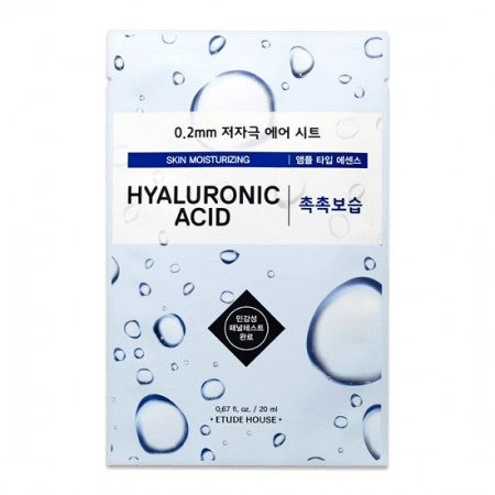 Etude house - Hyaluronic 0.2mm Therapy Air Mask