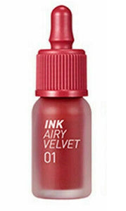 PERIPERA  - Ink Airy Velvet Lip Tint 001 Hotspot Red