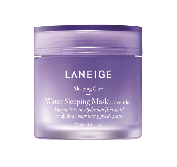 LANEIGE - Lavender Water Sleeping Mask