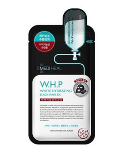 Mediheal - W.H.P White Hydrating Black Mask EX 25ml