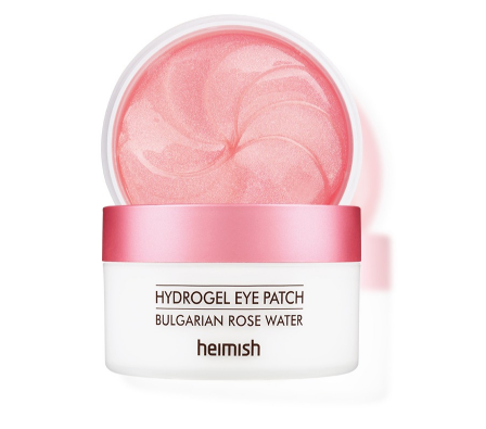 heimish - Bulgarian Rose Water Hydrogel Eye Patch (60 ea)