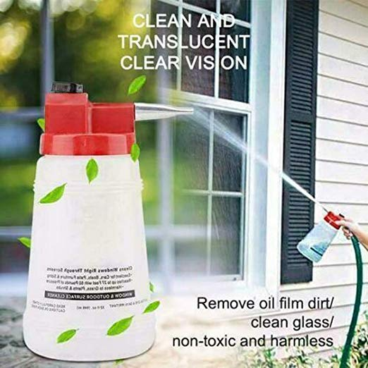 Mintiml Glass Cleaner 2019