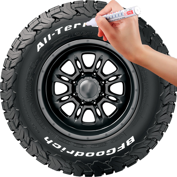 Waterproof, Non-Fading for one year Tire Paint Pen(BUY 5 FREE SHIPPING!)