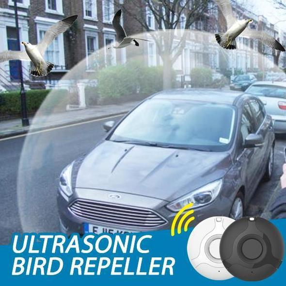 USB Ultrasonic Bird Repeller