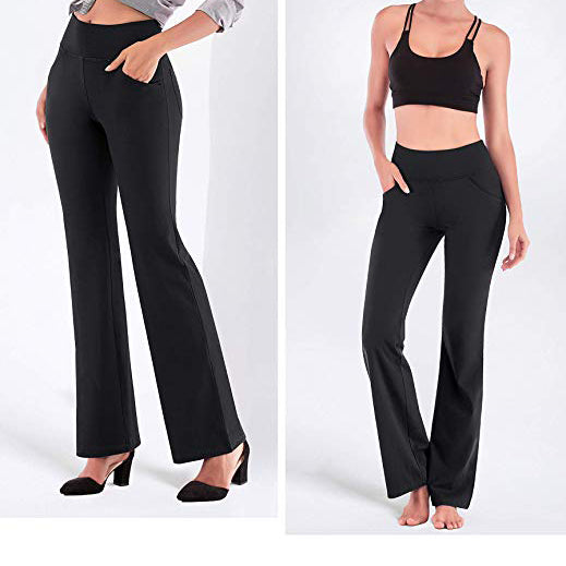 Yoga Pants  4 Pockets Work Pants for Women