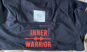 Men's Inner Warrior T-Shirt- Black (🎁gift idea!)