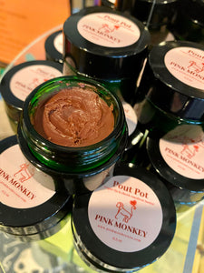 Pout Pot- Vegan Lip and Cheek Tinted Balm by Pink Monkey💋