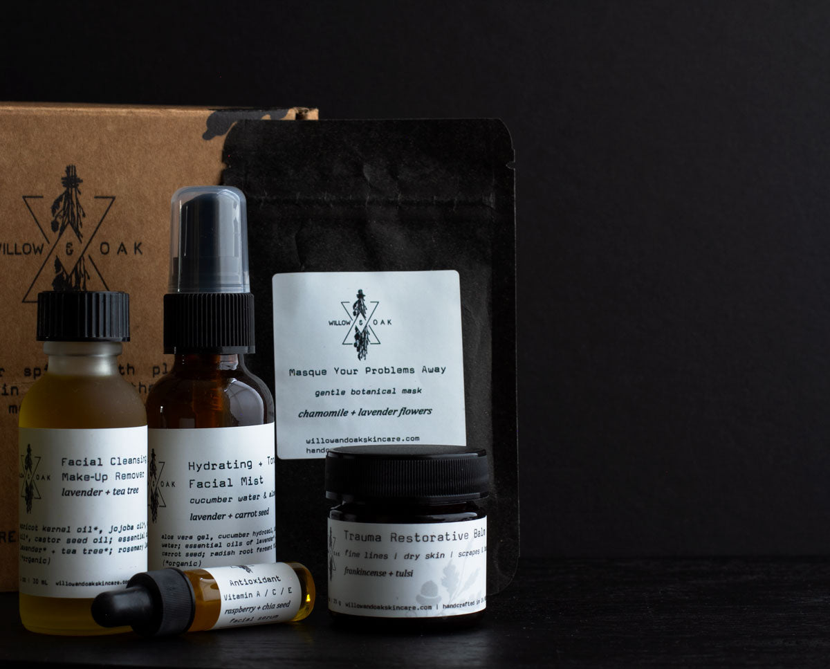 Facial Tonics | Gift Box Set