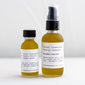 Cleansing Oil + Make-Up Remover