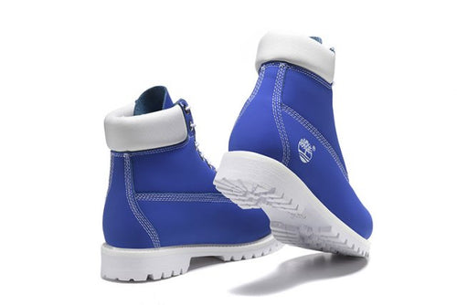 Tims Boots for Women Royal Blue - KAUBI TRENDING EMPIRE