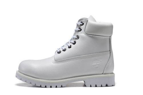 Tims Boots for Women White - KAUBI TRENDING EMPIRE