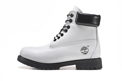 Timberland Boots for Men Black & White - kaubi-online