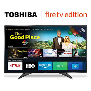 Toshiba 50LF621U19 50-inch 4K Ultra HD Smart LED TV HDR - Fire TV Edition - KAUBI TRENDING EMPIRE