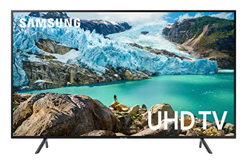 Samsung UN50RU7100FXZA FLAT 50'' 4K UHD 7 Series Smart TV (2019) - KAUBI TRENDING EMPIRE