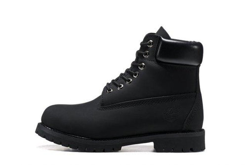Tims Boots for Women Black - KAUBI TRENDING EMPIRE