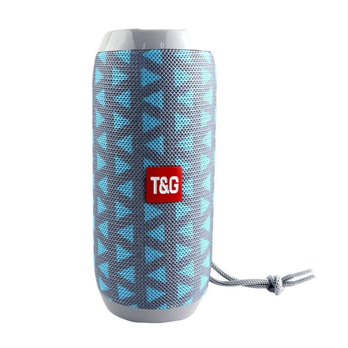 TG 117 Wireless Bluetooth Outdoor Speaker Stereo Bass - KAUBI TRENDING EMPIRE
