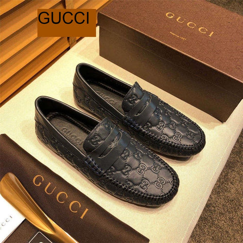 Gucci fashion Loafer - KAUBI TRENDING EMPIRE