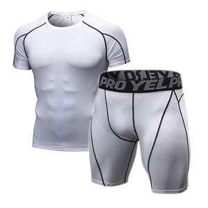 Gym Tight Men Jogging Suits Sports Sets - kaubi-online