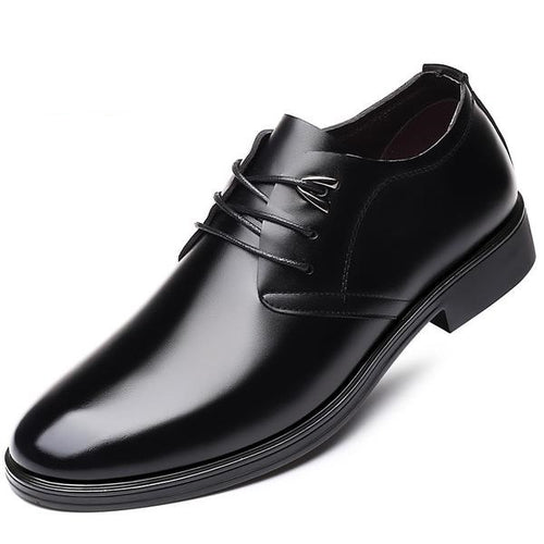 2019 deolerltol Split Leather Man Dress Shoes - KAUBI TRENDING EMPIRE