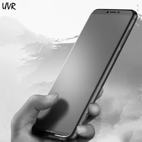 Huawei Honor 10 9 9i 8 Lite Matte Frosted Tempered Glass Anti Fingerprint Honor Note 10 V10 V9 Play Magic 2 Screen Protector - KAUBI TRENDING EMPIRE