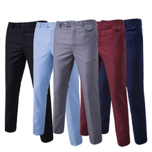 Load image into Gallery viewer, High Quality Slim Fit Business Pants - KAUBI TRENDING EMPIRE