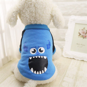 Pet Clothes Sweater for small dog - KAUBI TRENDING EMPIRE